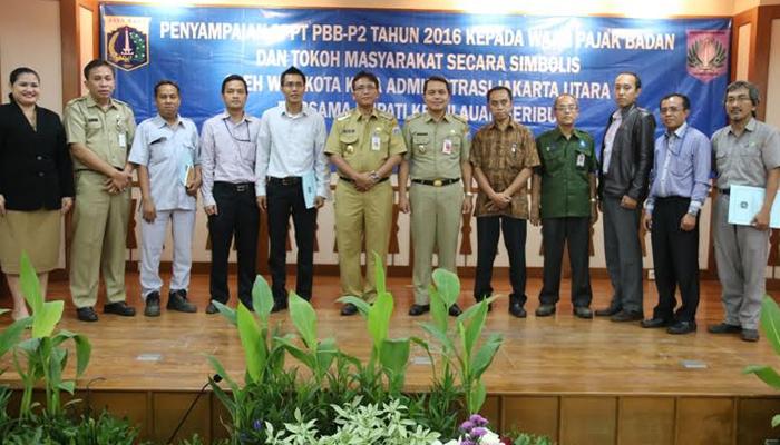 Penerimaan Pbb Kepulauan Seribu Meningkat 500 Persen Poskota News Bupati