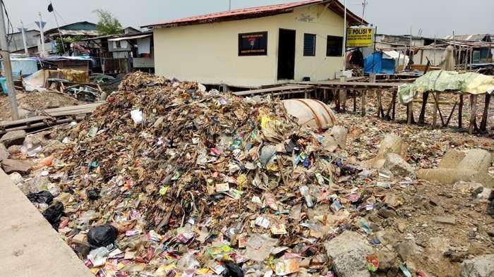 Sudin Lh Kepulauan Seribu Sebut Sampah Pelabuhan Kaliadem Wewenang Jakarta