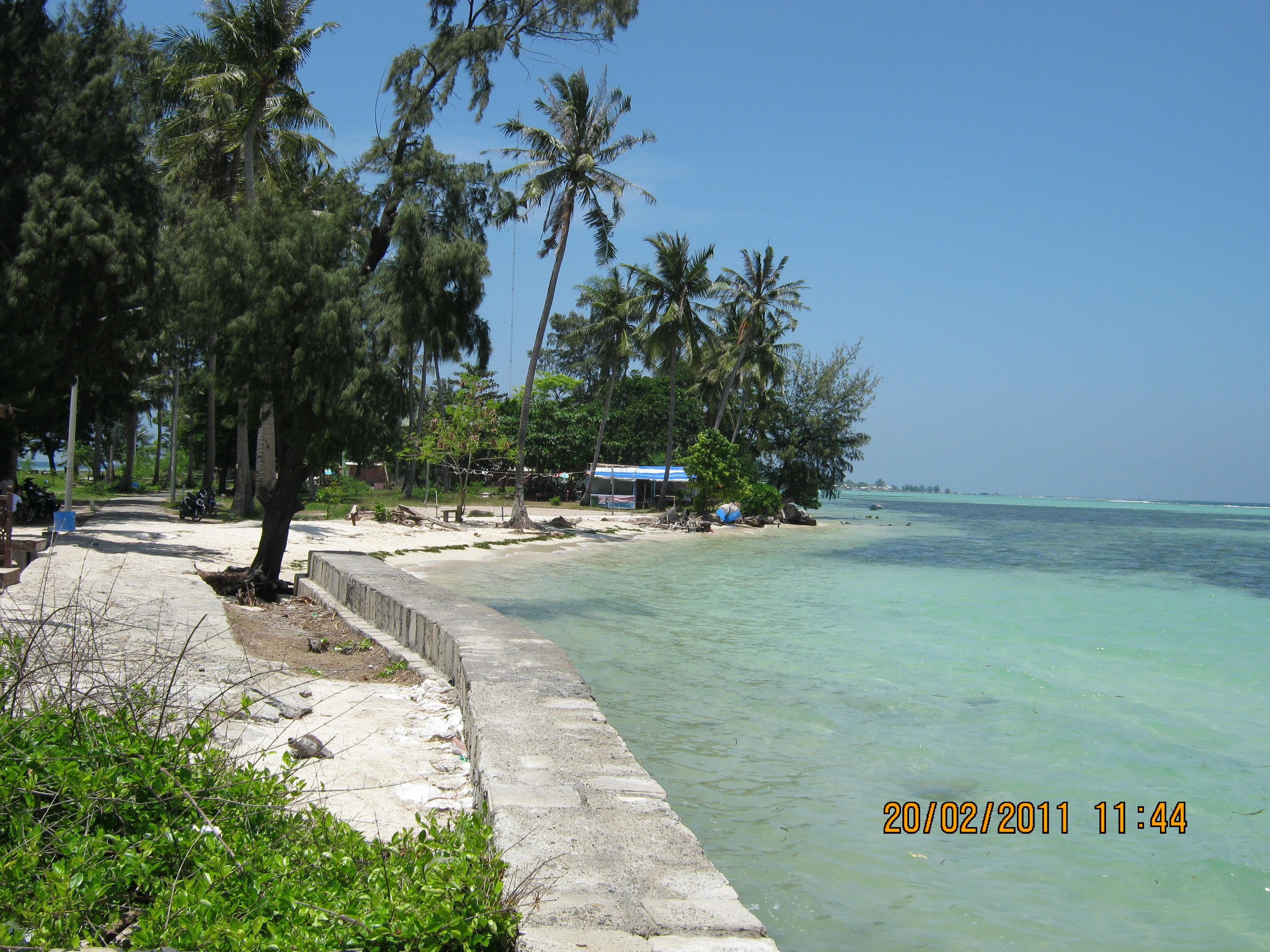 Wisata Kota Promowisata Pulau Tidung Secara Administrastif Termasuk Kecamatan Kepulauan