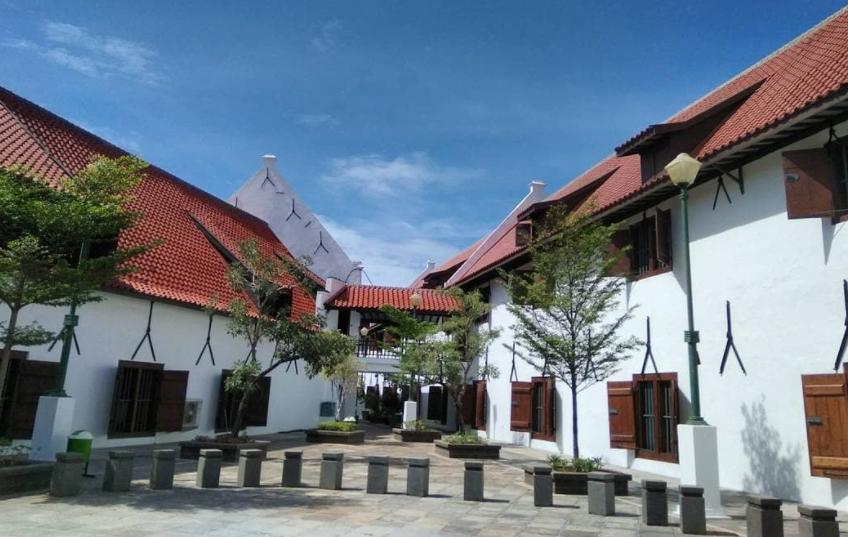 17 Tempat Wisata Jakarta Utara Hits Dikunjungi Museum Bahari Musium