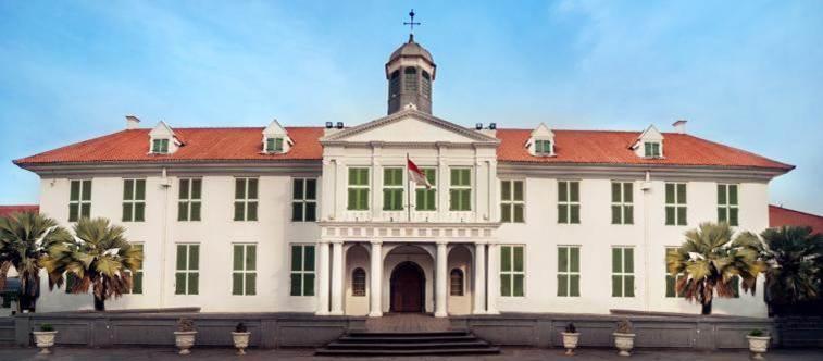 Annisasf Peninjauan Koservasi Museum Fatahillah Batavia Dibuka Umum 1939 Kemerdekaan