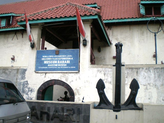 Architectural Design Studio 5 Museum Bahari Musium Kota Administrasi Jakarta