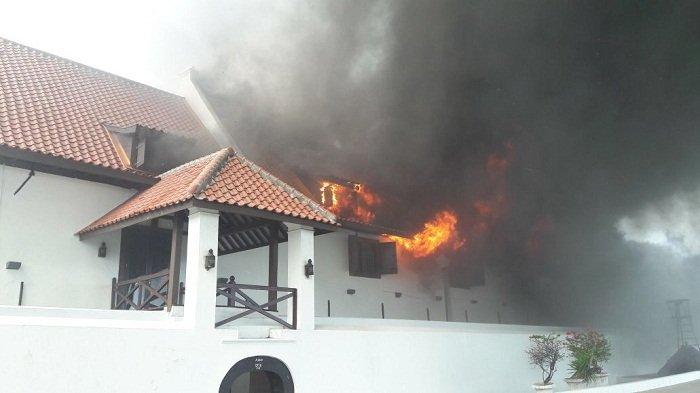 Breaking News Museum Bahari Ditelan Jago Merah Wartakota Musium Kota