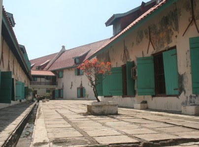 Jakarta Punya 2011 04 03 Museum Bahari Terletak Jalan Pasar