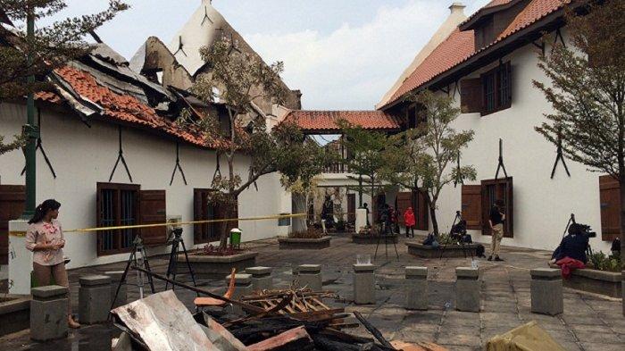 Jumat Museum Bahari Kembali Beroperasi Wartakota Musium Kota Administrasi Jakarta