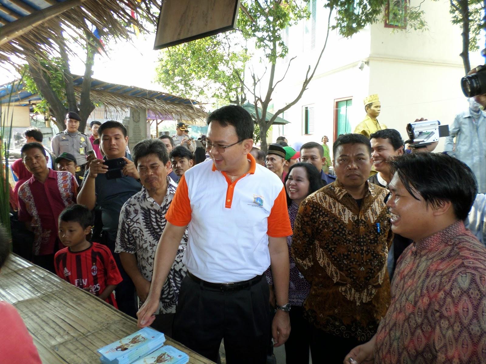 Kepala Bagian Tata Pemerintahan Kota Administrasi Jakarta Utara Lurah Penjaringan