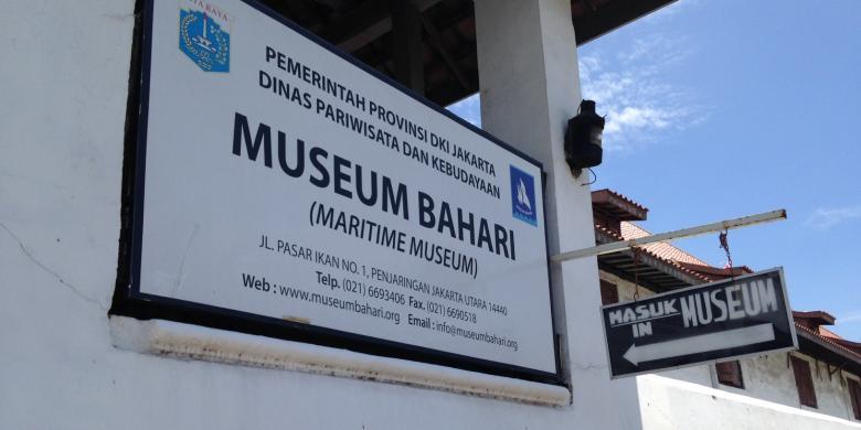 Kepala Museum Bahari Penertiban Pasar Ikan Tak Pengaruhi Kunjungan Tampak