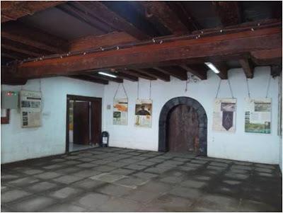 Konservasi Arsitektur Museum Bahari Hasna07 Gambar 6 Dinding Musium Kota