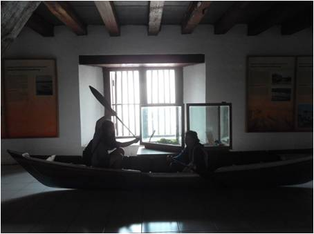 Konservasi Arsitektur Museum Bahari Jakarta Architectural Conservation Maritim Musium Kota