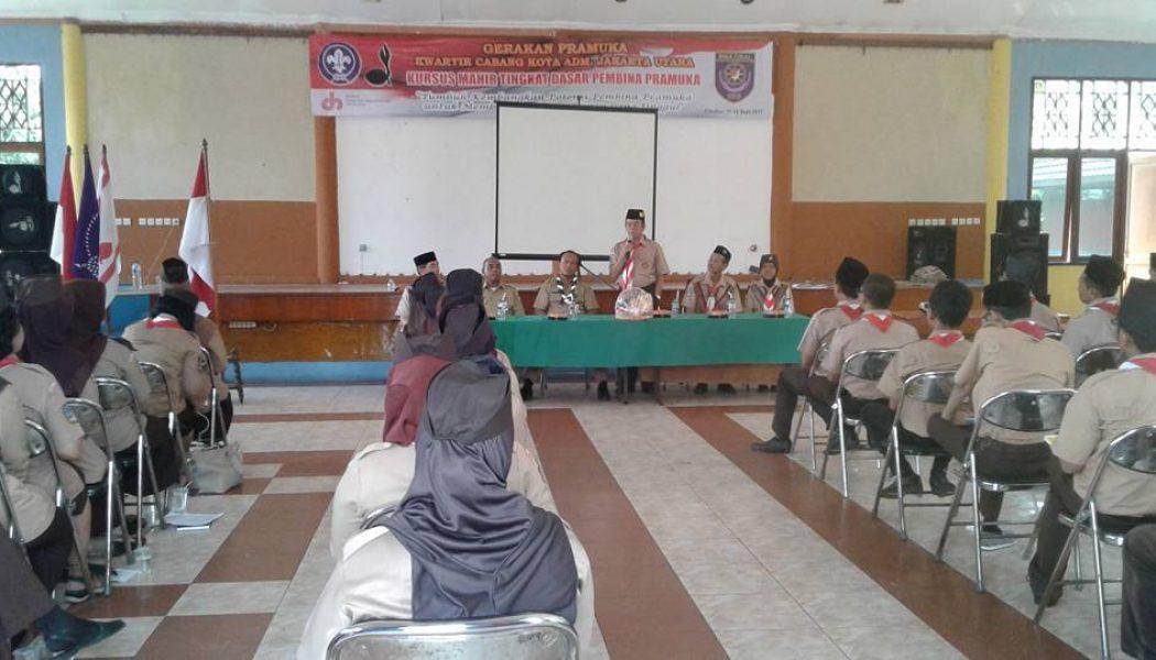 Kwarcab Kota Administrasi Jakarta Utara Adakan Kmd Pramuka Pos Musium