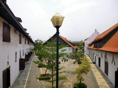 Menara Syahbandar Digunakan Memantau Museum Bahari Kategori Lokasi Kota Tua