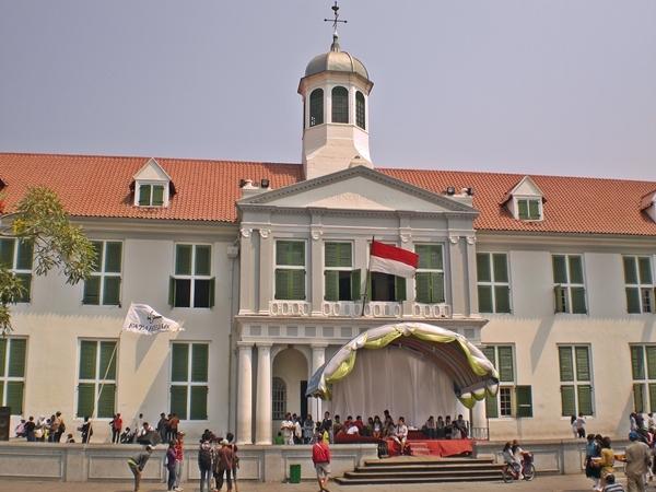 Museum Bahari Mempertontonkan Kapal Jaman Voc Belanda Wisata Jakarta Menjelajah