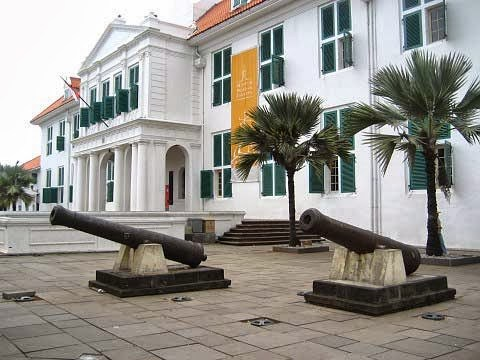 Museum Fatahillah Info Musium Bahari Kota Administrasi Jakarta Utara