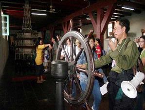 Museum Jakarta Musium Bahari Kota Administrasi Utara