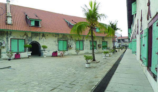 Pasca Kebakaran Kunjungan Museum Bahari Diminati Okezone Https Img Okeinfo