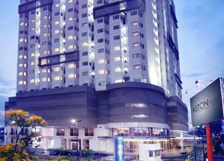 Review Hotel Aston Pluit Jakarta Utara Kamar Salah Satu Kota