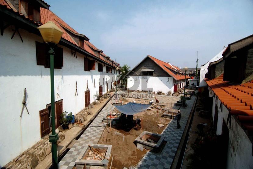 Revitalisasi Museum Bahari Republika Online Picture Musium Kota Administrasi Jakarta