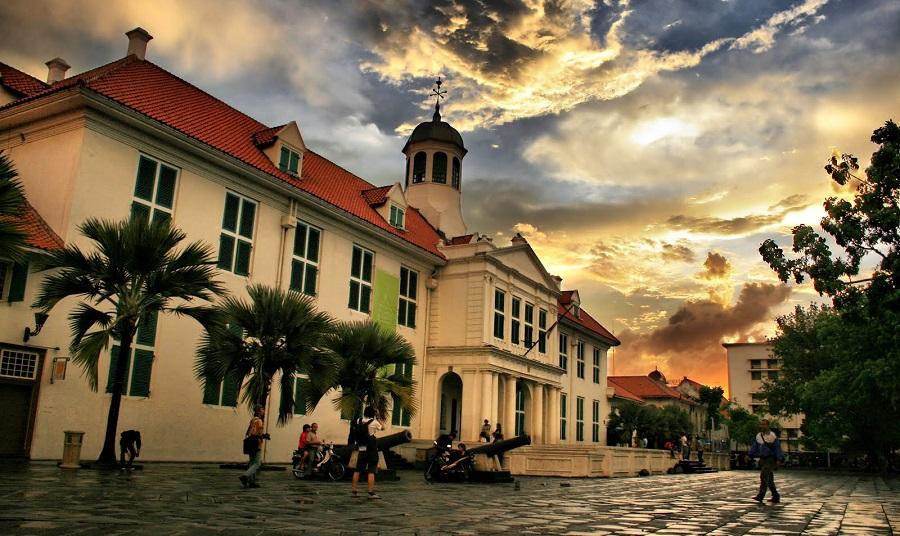 Sejarah Museum Fatahillah Kota Tua Jakarta Duaistanto Journey Musium Bahari