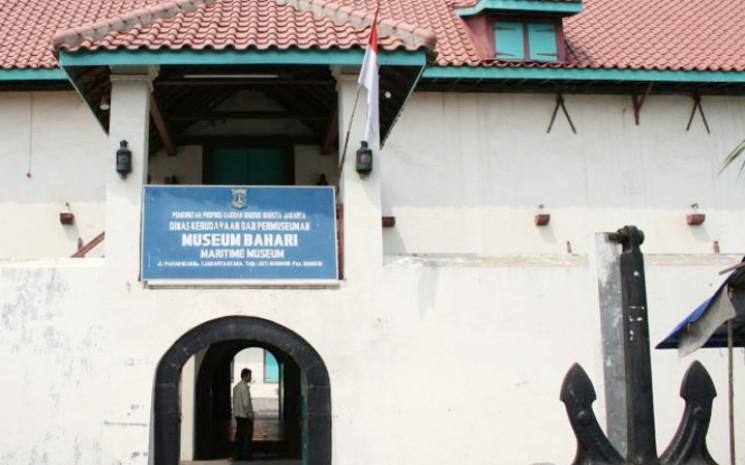 Sejarah Ringkas Museum Bahari Terbakar Tabloidbintang Jalan Pasar Ikan Jakarta