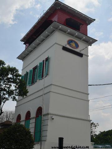 Sejarah Singkat Museum Bahari Daftar Koleksi Jakarta Kota Musium Administrasi