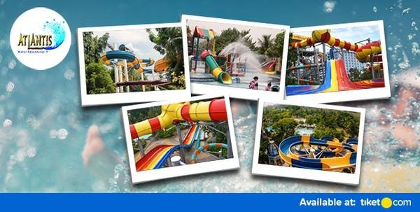 Atlantis Water Adventure Ancol Cari Tiket Murah Taman Impian Ocean