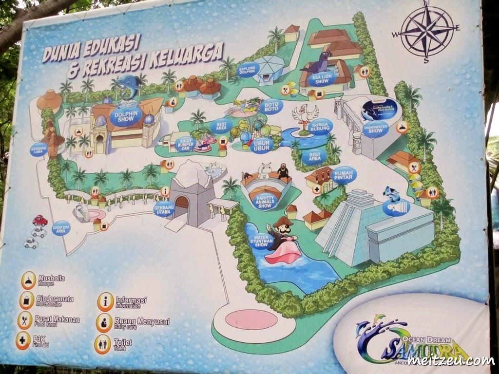 Fun Indonesia Jakarta Ocean Dream Samudra Ancol Kota Administrasi Utara