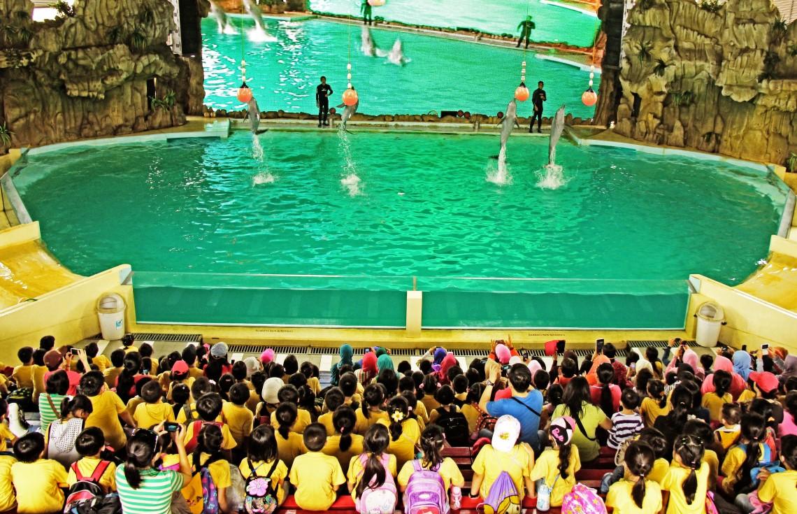 Ocean Dream Samudra Ancol Kota Administrasi Jakarta Utara