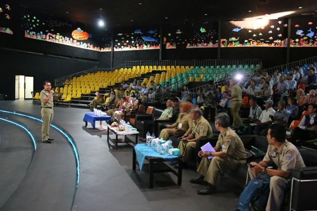 Pemerintah Kota Administrasi Jakarta Utara Walikota Ingatkan Pengelola Sektor Kepariwisataan