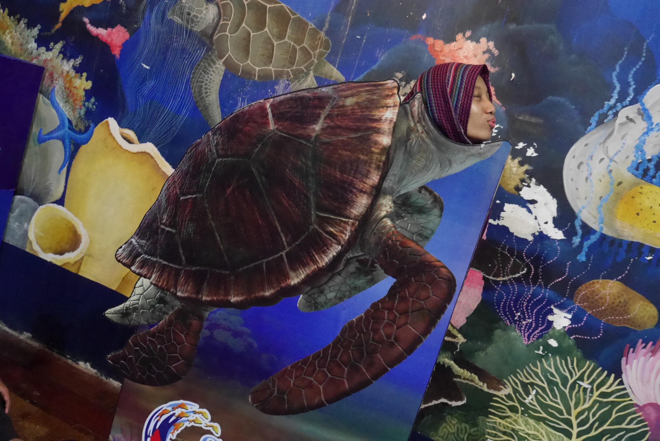 Pengalaman Pertama Novsabatini Blog Nenek Kura Ocean Dream Ancol Kota