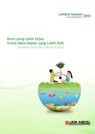 Pt Pembangunan Jaya Ancol Tbk Annual Report 2010 Arvada Haradiran