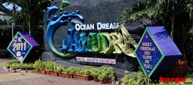 Update Harga Tiket Masuk Jadwal Pertunjukan Ocean Dream Samudra Womenworld