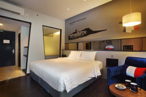 Cabin Hotel Prices Photos Reviews Address Indonesia Ocean Ecopark Kota