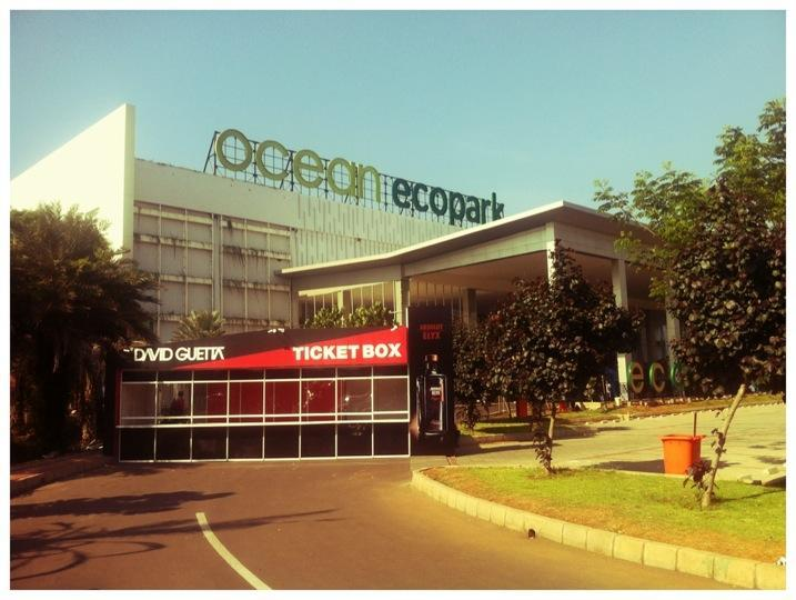 Ocean Ecopark Ancol Jakarta Attraction Indonesia Copy Christian Rijanto Kota