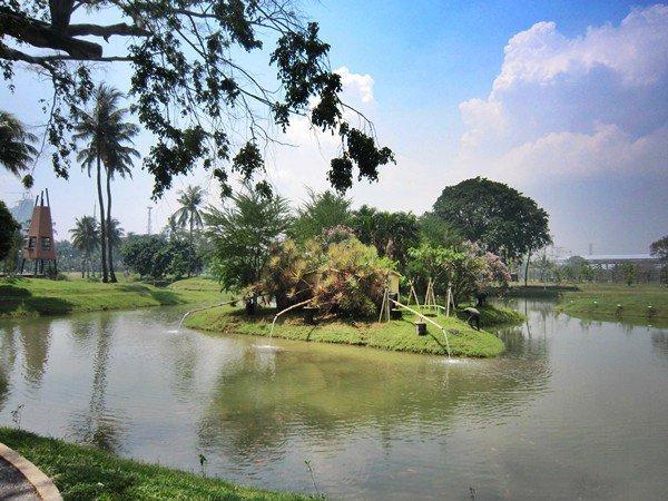 Ocean Ecopark Ancol Jakarta Kota Administrasi Utara