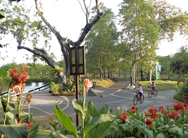 Tempat Wisata Menarik Unik Jakarta Ocean Ecopark Kota Administrasi Utara