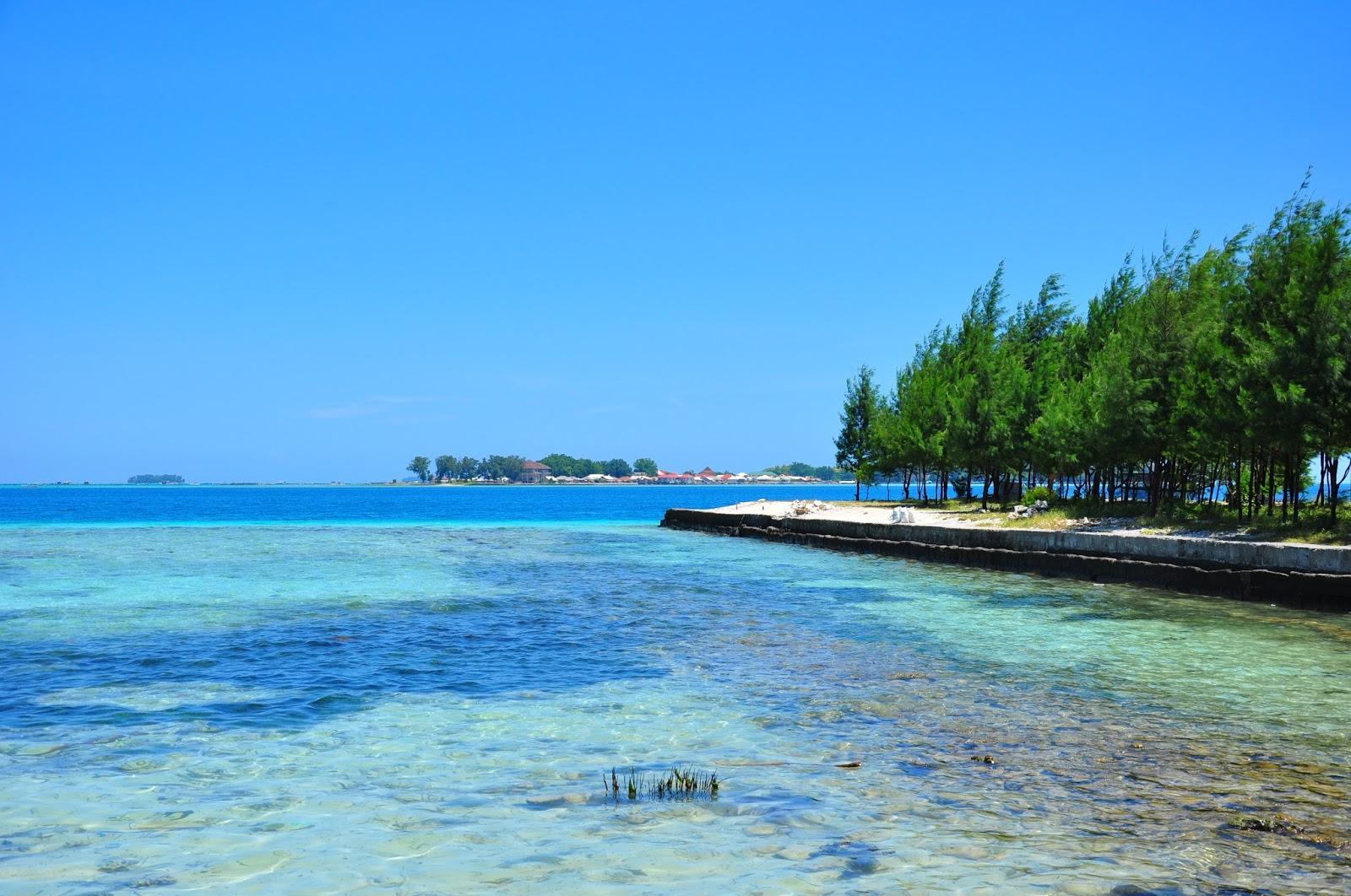 Jejak Perjalanan Kepulauan Seribu Pantai Menawan Pulau Pramuka Ancol Kota