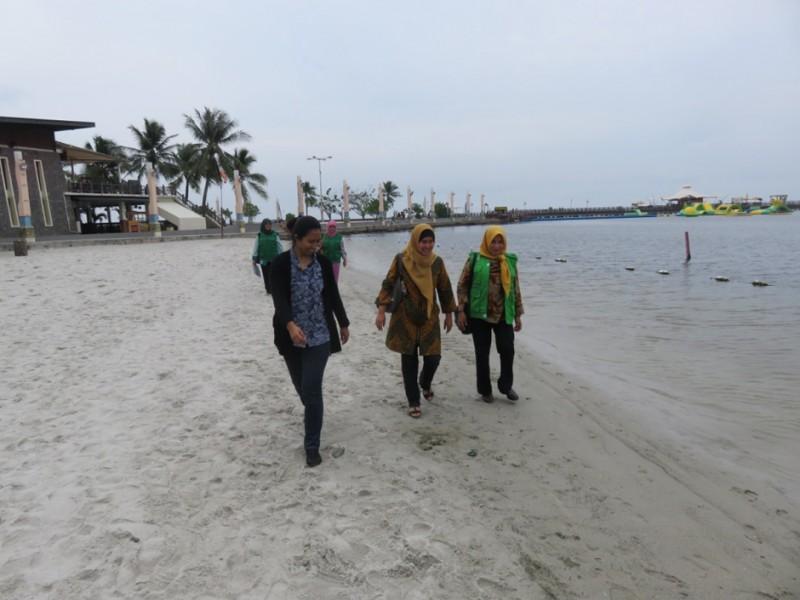 Laporan Penanganan Pengaduan Limbah Pt Pembangunan Jaya Ancol Menyusuri Pantai