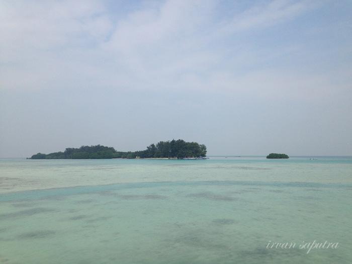 Memaksimalkan Potensi Wisata Kepulauan Seribu Cerita Visual Pantai Jernih Jakarta