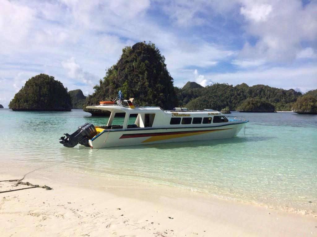 Paket Wisata Pulau Seribu Murah Ancol Sewa Speed Boat Marina