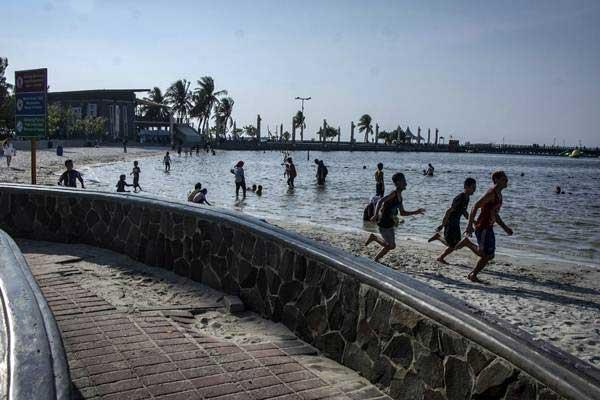 Pemegang Kjp Gratis Masuk Ancol Caranya Pantai Kota Administrasi Jakarta