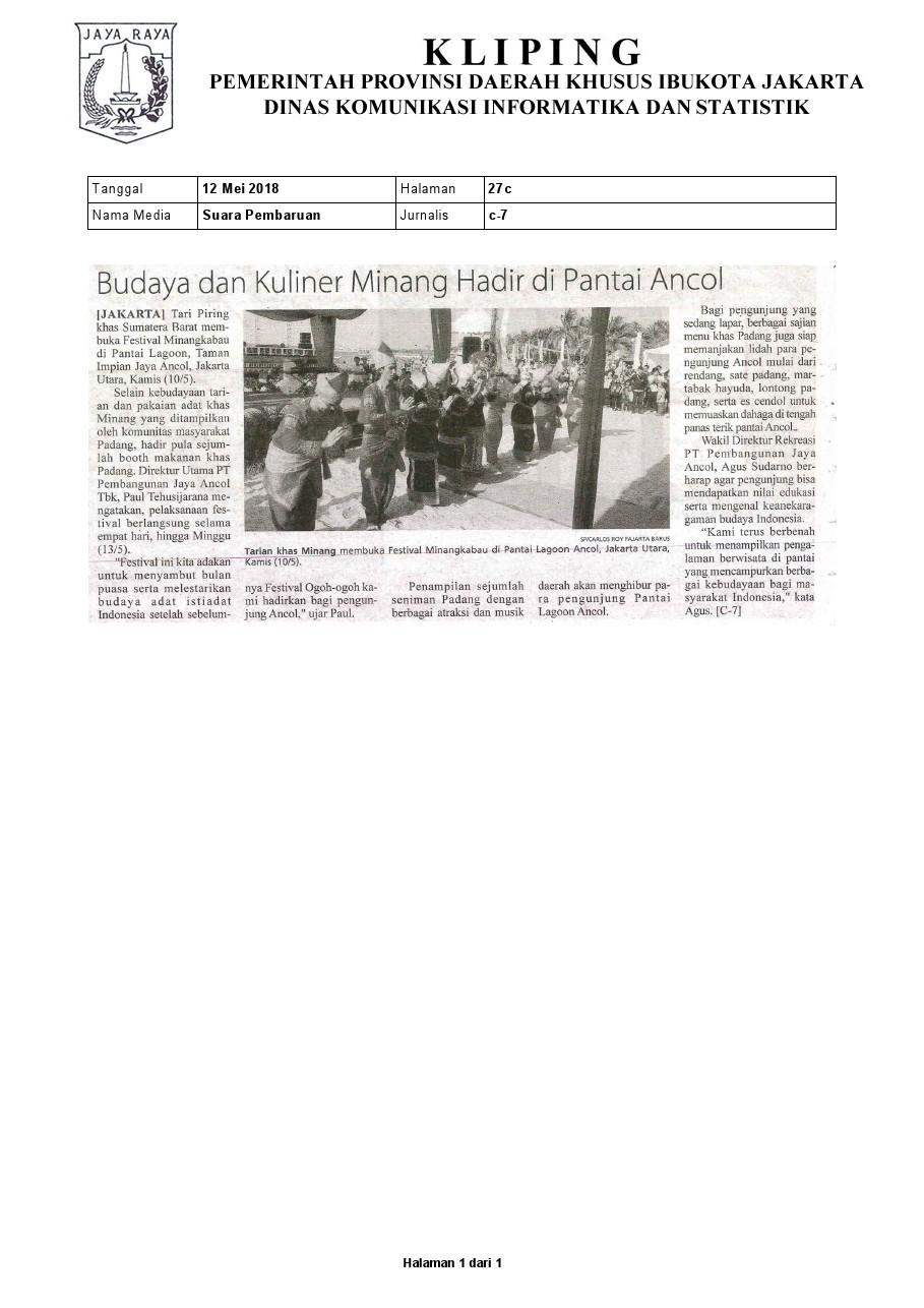 Pemerintah Kota Administrasi Jakarta Utara Warga Tj Priok Kebingungan Urus