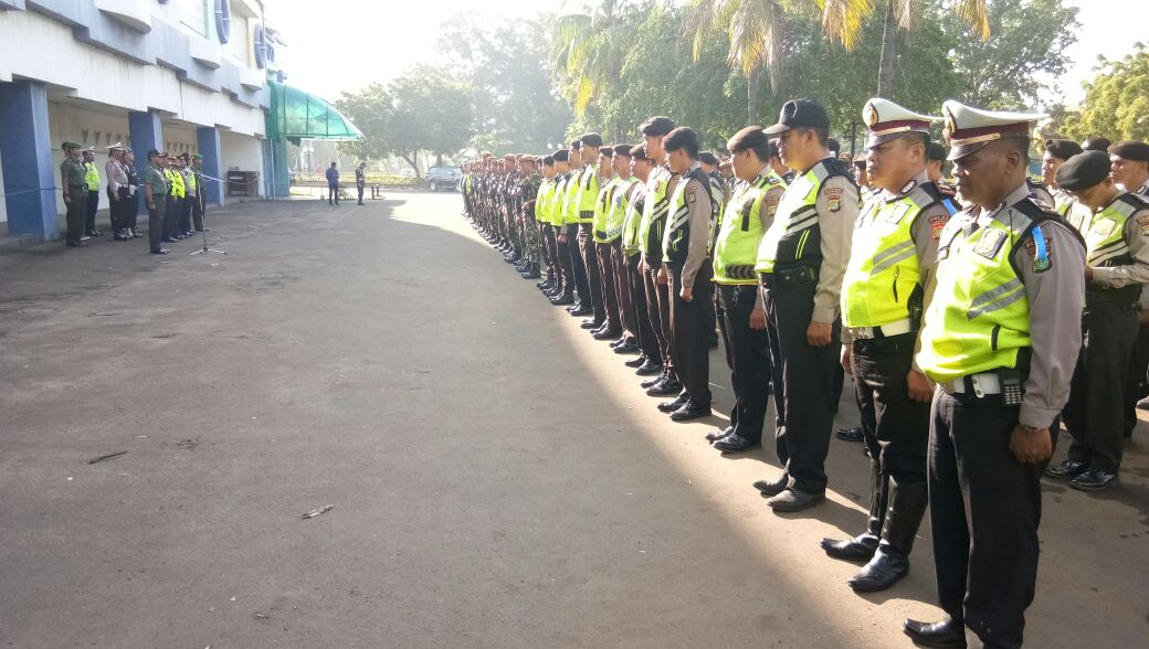 Situs Resmi Kepolisian Resort Metropolitan Jakarta Utara Apel Kesiapan Pengamanan