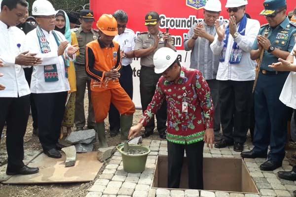 Venue Asian Games Pantai Marina Mulai Dibangun Gubernur Dki Jakarta