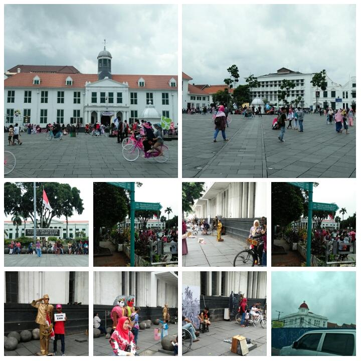 February 2018 Warna Warni Hidup Wisata Kota Tua Museum Jakarta