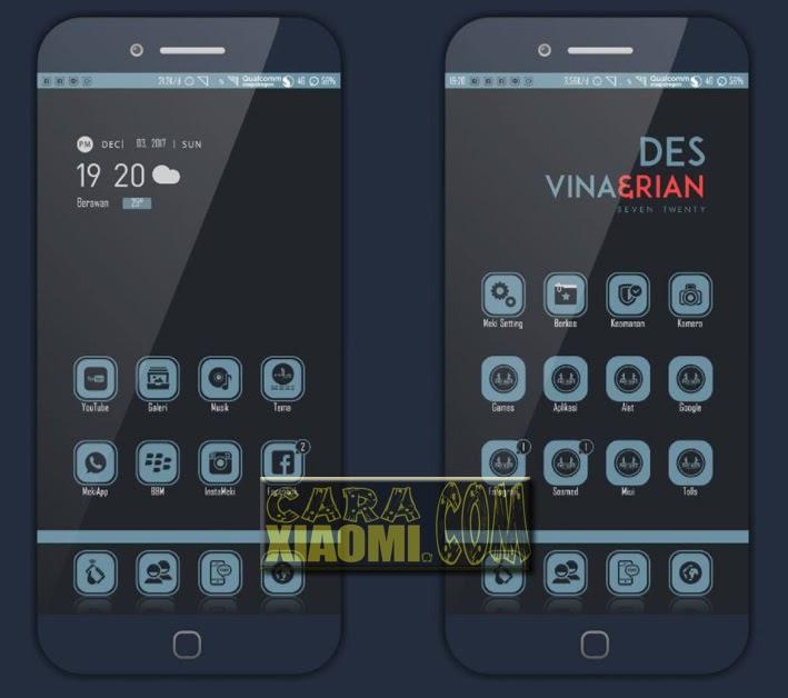 Internet Marketing Bisnis Online Miui Theme Meki Dark Mtz Xiaomi