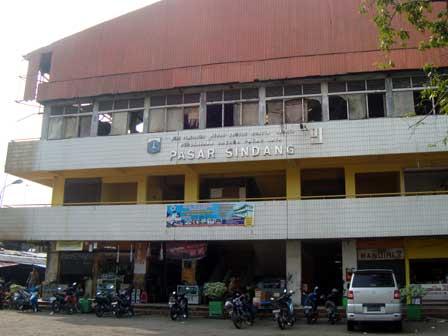 Metro Jakarta Utara Mei 2010 Mp Sedikitnya 137 Pedagang Eks