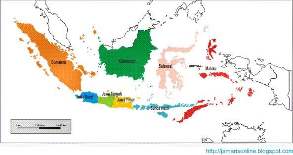 Pemekaran Indonesia Antara Petualangan Air Atlantis Kota Administrasi Jakarta Utara