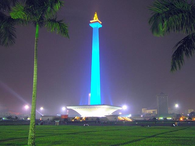 Provinsi Dki Jakarta Monas Petualangan Air Atlantis Kota Administrasi Utara