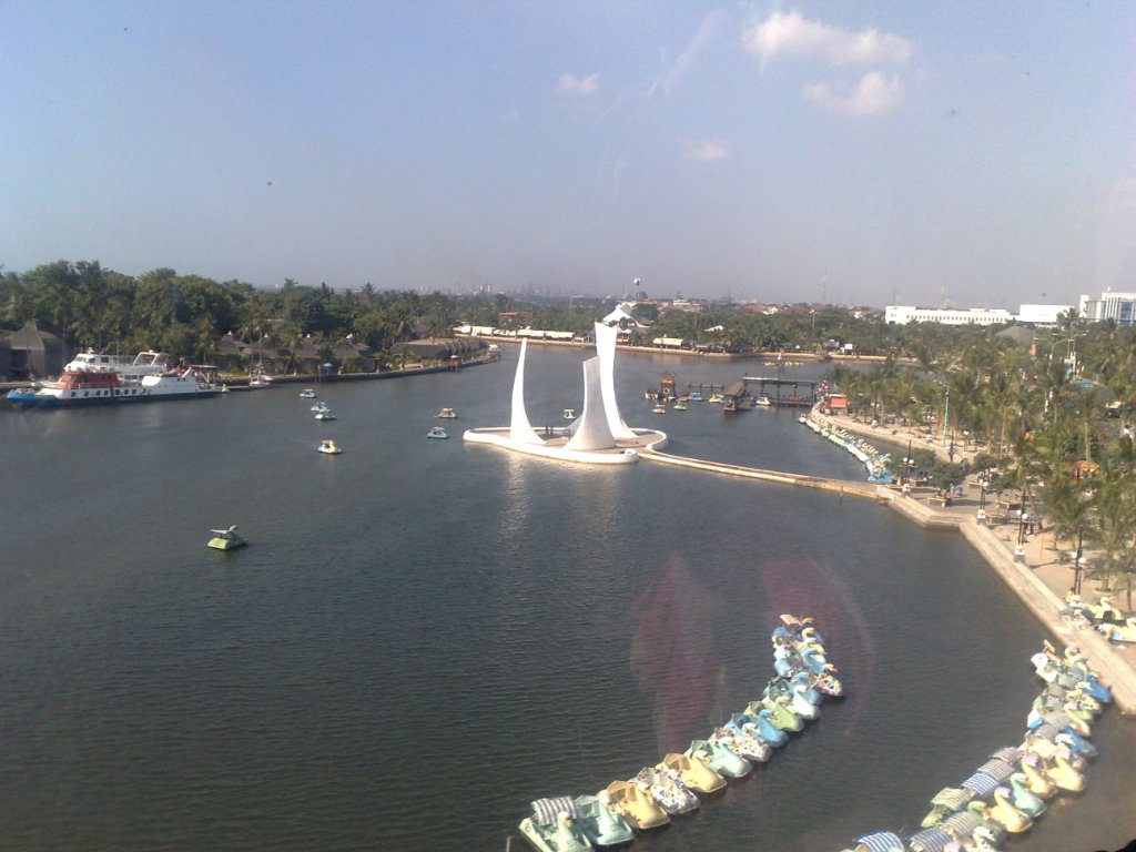 Provinsi Dki Jakarta Wisata Taman Impian Jaya Ancol Utara Sebuah