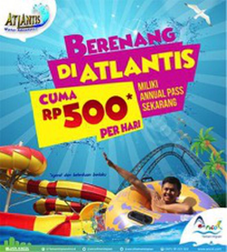 Seru Lebih Hemat Atlantis Liburan Petualangan Air Kota Administrasi Jakarta